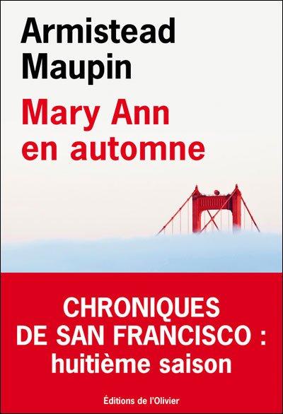 Mary Ann en automne d'Armistead Maupin