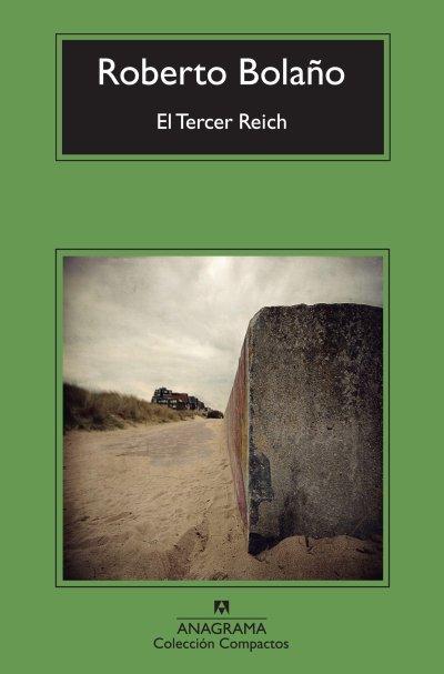 El Tercer Reich  de Roberto Bolaño