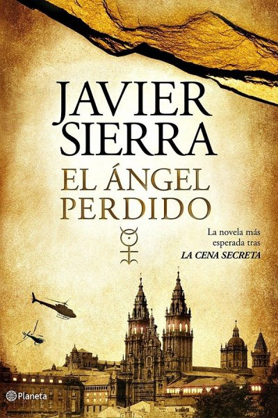 El ángel perdido de Javier Sierra