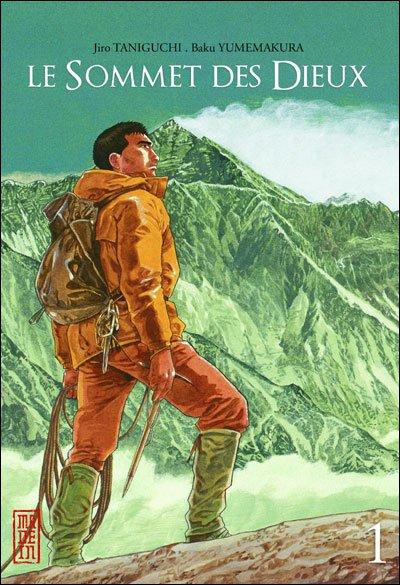 Le sommet des Dieux de Jirô Taniguchi et Baku Yumemakura