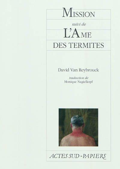 Mission de David Van Reybrouck