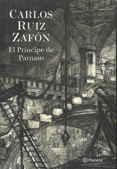 El príncipe del Parnaso de Carlos Ruiz Zafón