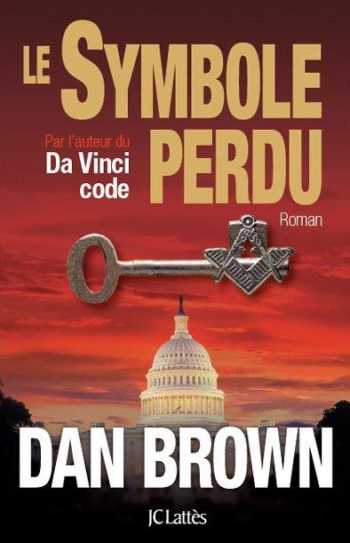 Le symbole perdu de Dan Brown
