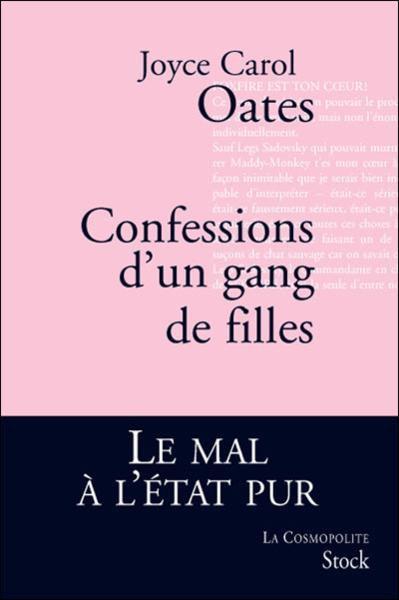 Confessions d'un gang de filles de Joyce Carol Oates