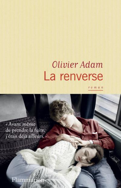 La renverse d'Olivier Adam
