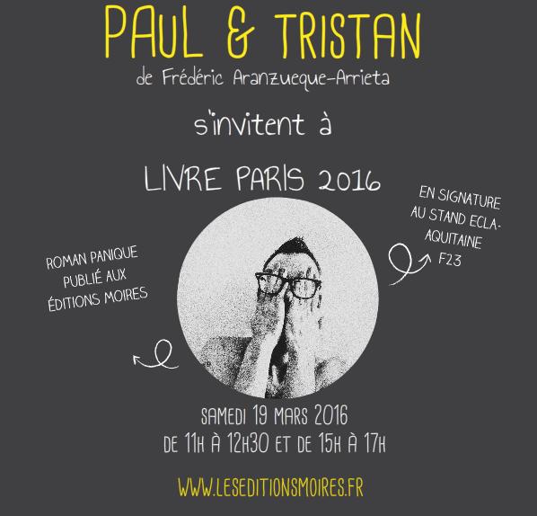 Livre Paris 2016