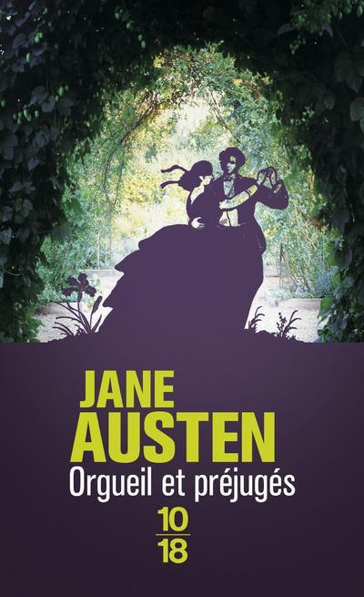 Orgueil et préjugés de Jane Austin
