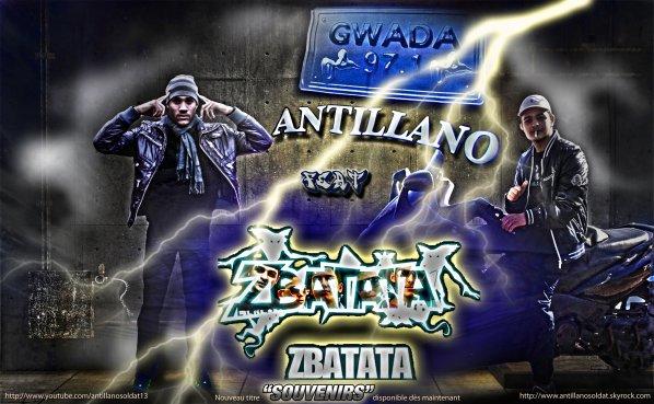 Nouveau son ANTILLANO feat ZBATATA  !!