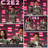 26 . 04 . 14 : Tyler Posey et Crystal Reed était au Teen Wolf Panel au Comic Con de Chicago (+) vidéo :