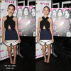 26 . 05 . 14 : Crystal Reed était au NYLON x Aloft Hotels Celebrate The Music Issue