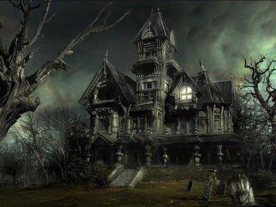 Les lieux hantés