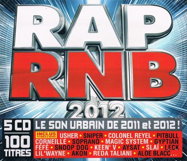 RAP RNB 2012 / LIL' SAÏ feat. SORYA - Nouveau Départ (2012)
