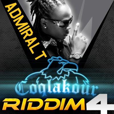 CLK 4  / ADMIRAL T COQLAKOUR RIDDIM  4 (2011)