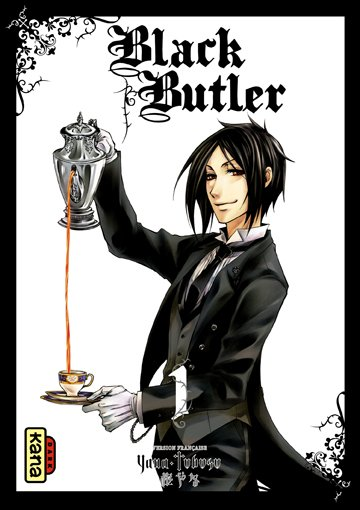 Manga : Black Butler, Volume 1