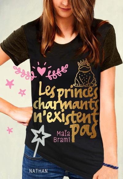 Livre : Les princes charmants n'existent pas