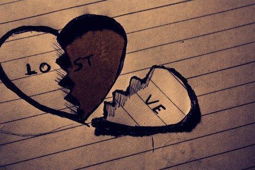 Broken Heart </3