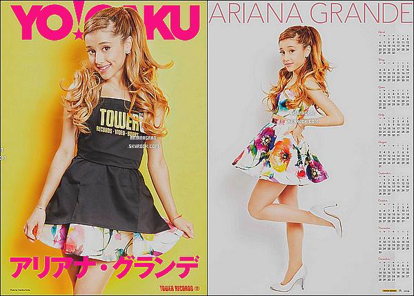 - _•PHOTOSHOOT•_____Découvre 2 photos d'un nouveau shoot de Ari, pour le magazineYO!Gaku. -