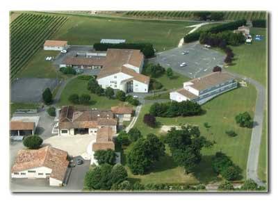 Le Renaudin, le lycée agricole de Jonzac où je suis désormais !!