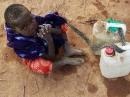 LA FAMINE EN SOMALIE.