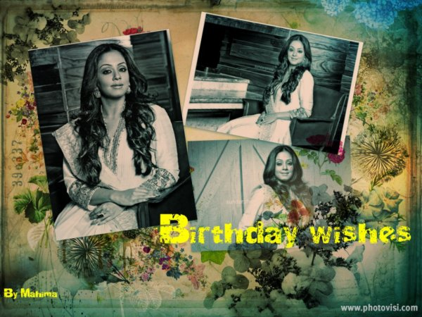 HAPPY BIRTHDAY JYOTHIKA!