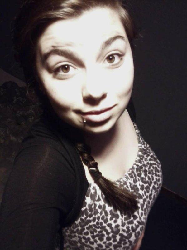 Rien ne compter à part nous, c'est toi qui fessait mon sourire!♥