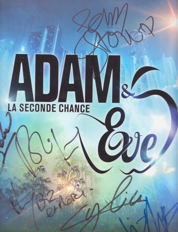Adam et Eve Comédie Musicale
