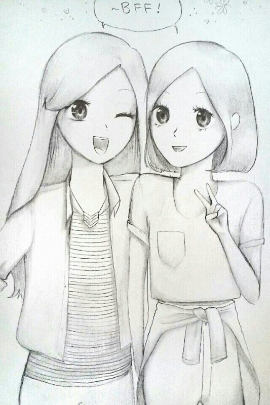 Manga cute