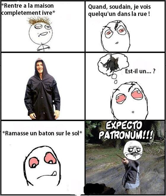 Expecto patrinum !