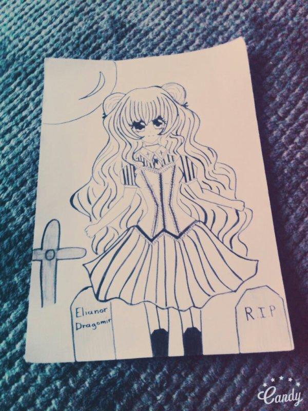 Manga fille 1