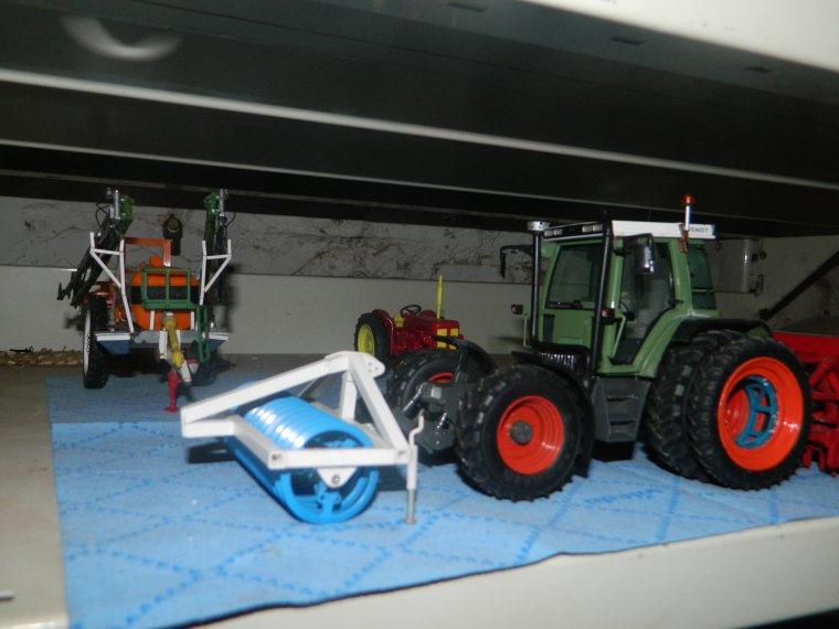 fendt gta 380 de 1998 a 2004  avec ses futur outils....
