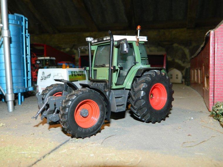 fendt gta 380 de 1998 a 2004 en grosse roues (il a les roues interchangables)