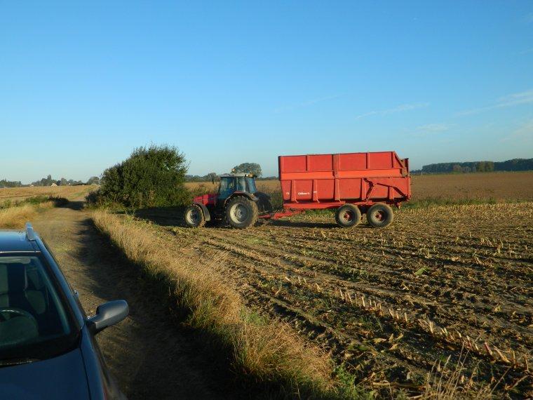 sur la route du maïs