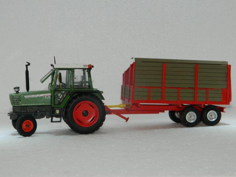 fendt 308 ls farmer de 1998/2000