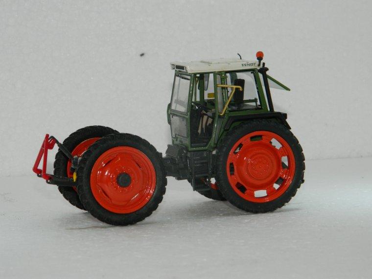 fendt gt 380 4rm en fines roues