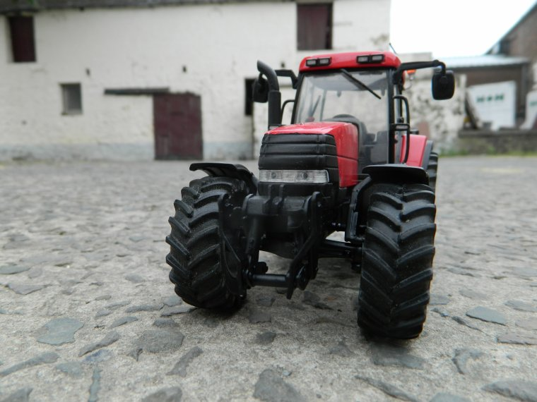 modification d'un mtx 175 mac cormick en case ih mx 150