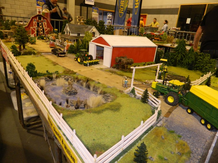 heron 2017 : la plus belle piece de l'expo la ferme de Dimitri et william