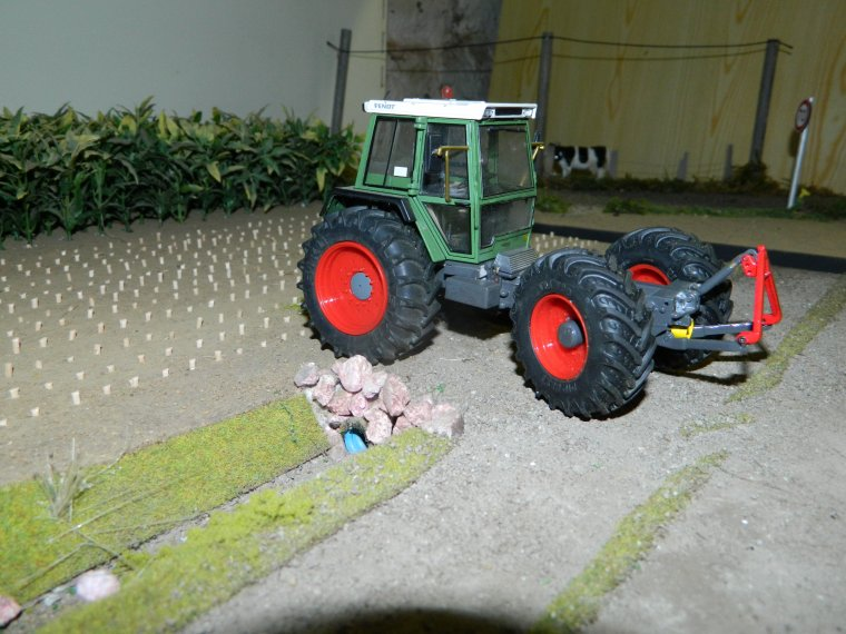 mon fendt gta 380 qui a repris ses grosses roues