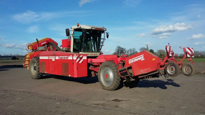 futur projet: Grimme  sf 1700  dls (photo d'internet)