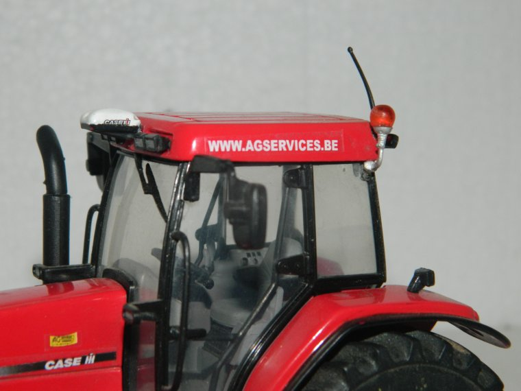 Case ih mx 150 ag services fini (merci Cethena decals shop)