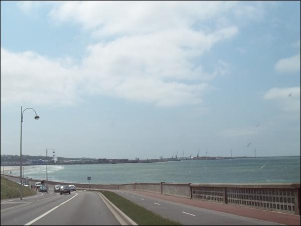 8 juin 2013 - Journée à Boulogne sur Mer, Visite de Nausicaa...
