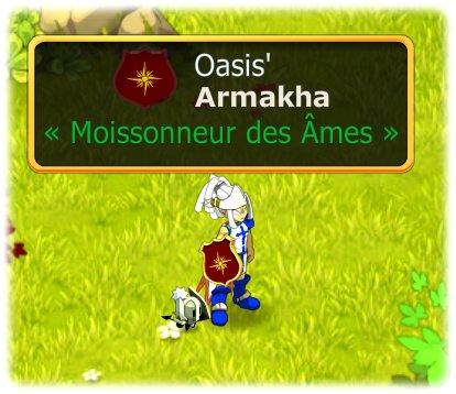 Présentation d'Armakha