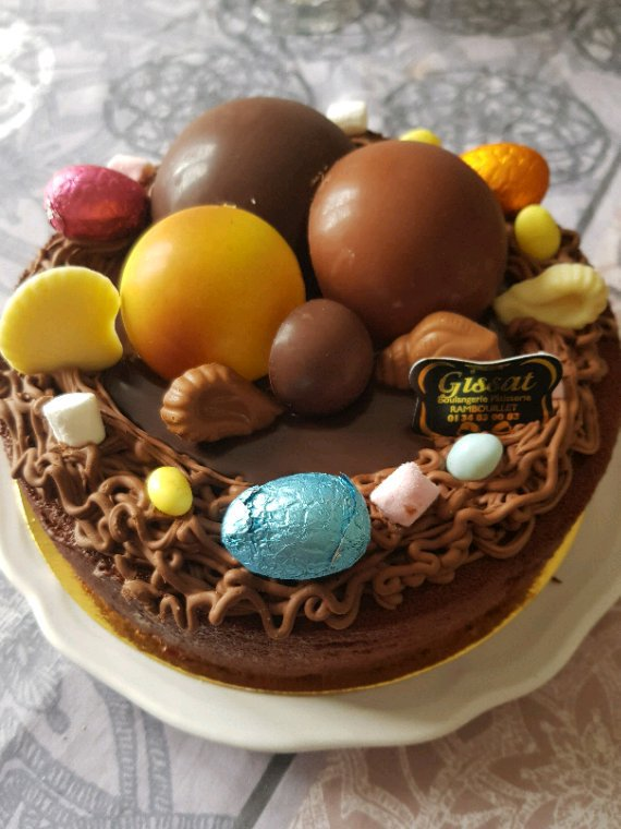 Gâteau de Pâque