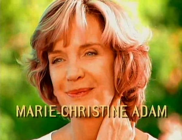Marie Christine Adam