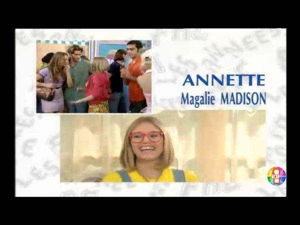 Magalie Madison