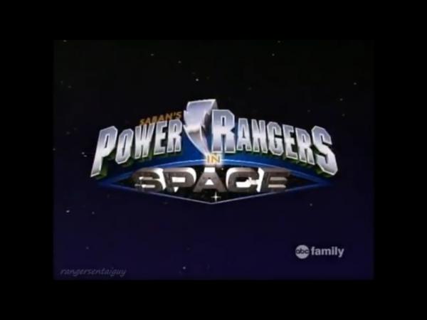Power Ranger In Space