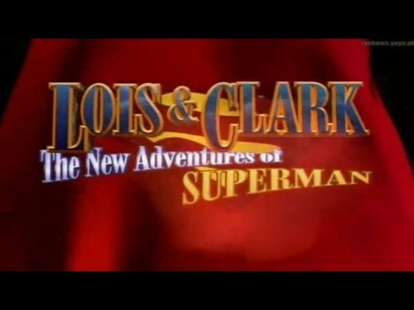 Lois&Clark the new adventures of Superman