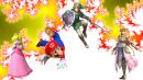 Photo de Link-Zelda-Mario-Peach