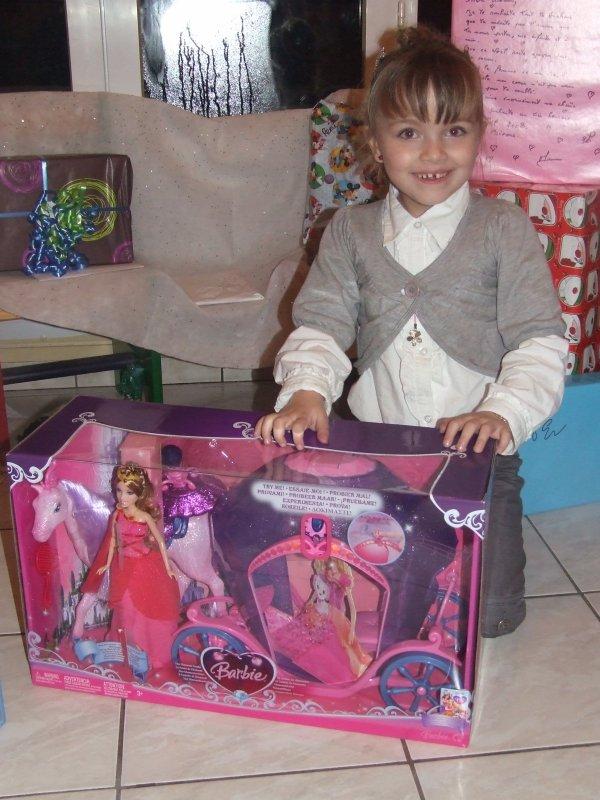 La cal che barbie diamant milimalou et ses loulous - Barbie caleche ...