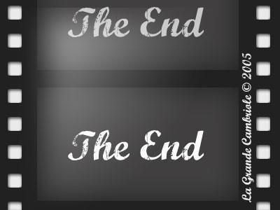 Chaque Histoire a une Fin..., Je Change de Chapitre Mais pas de Livre...