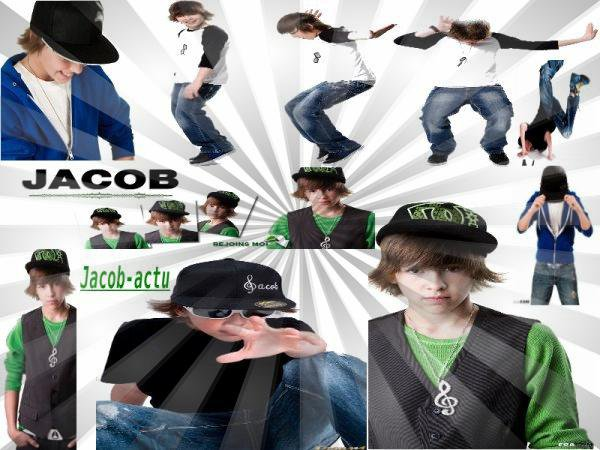 Jacob dans l'intimidation, Anniversaire et Concours !!!